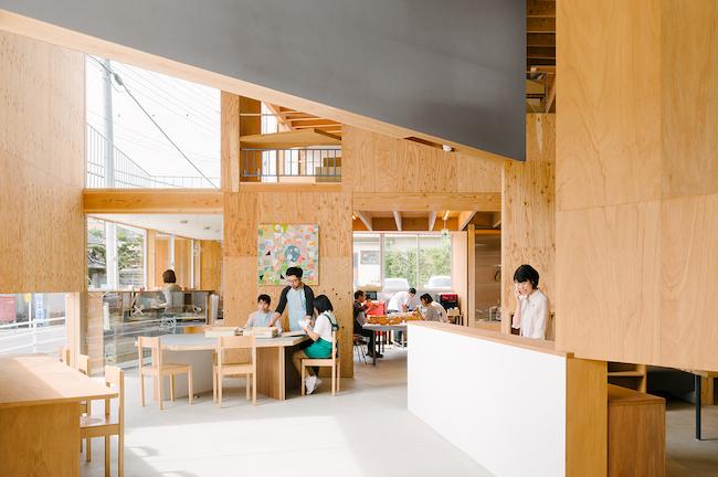 「Good Job! Project」(2012年-)プロジェクト, VI, サイン計画, パッケージデザイン  Photo: Yoshiro Masuda