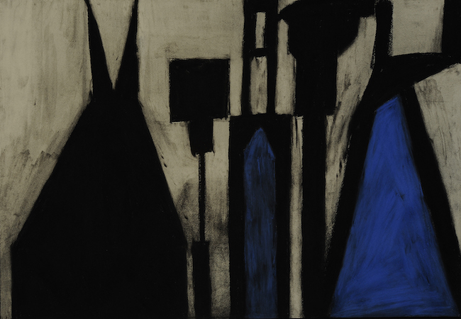 舛次崇『ペンチとドライバーとノコギリとパンチ』(2006年)日本財団所蔵 撮影:大西暢夫