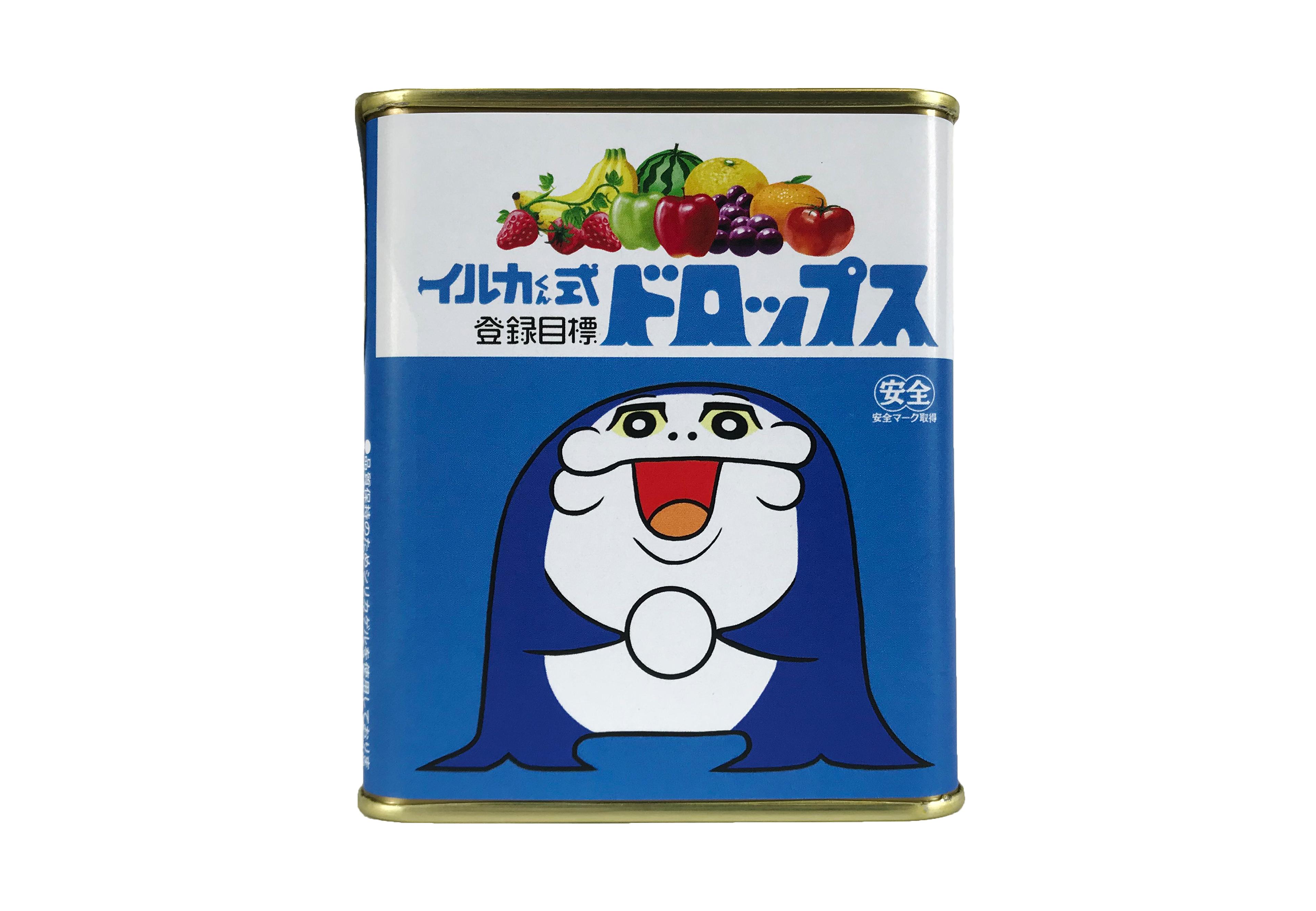 kolor×イルカのイルカくん ドロップス ¥800