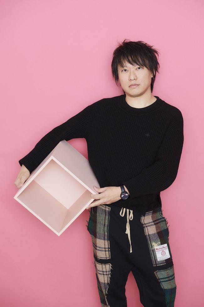 BADMOODクリエイティブディレクターの和田直希。SEKAI NO OWARIの海外展開を目的としたプロジェクト、End of the Worldのクリエイティブディレクターも勤めている。