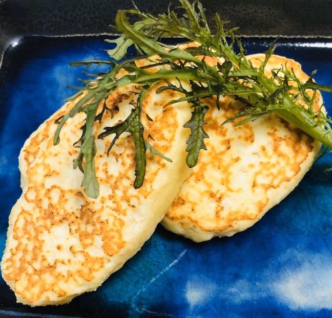usagi bon ごはん「白身魚のすり身焼き」
