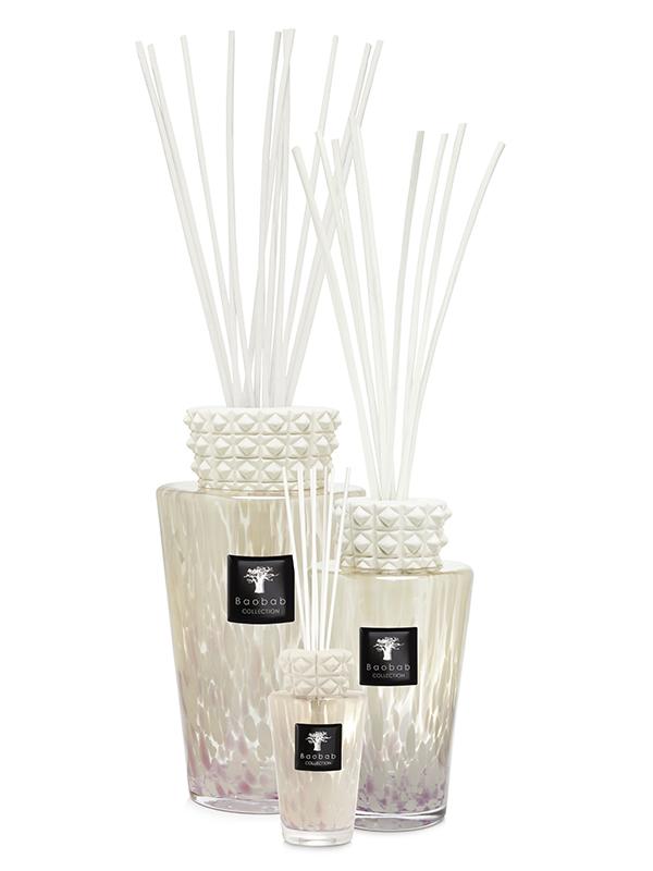 ホワイトムスクとジャスミンの香り ホワイトパール  5L ¥120,000 / 2L ¥65,000 / 250ml ¥24,000