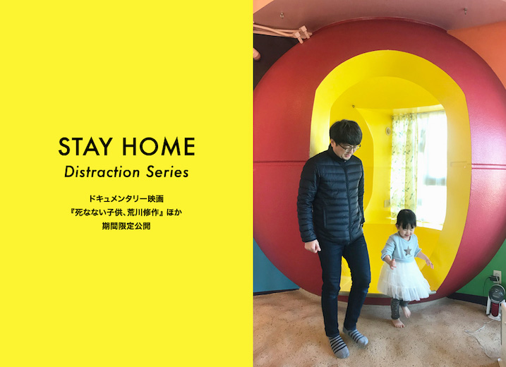 「Destraction Series」バナー画像