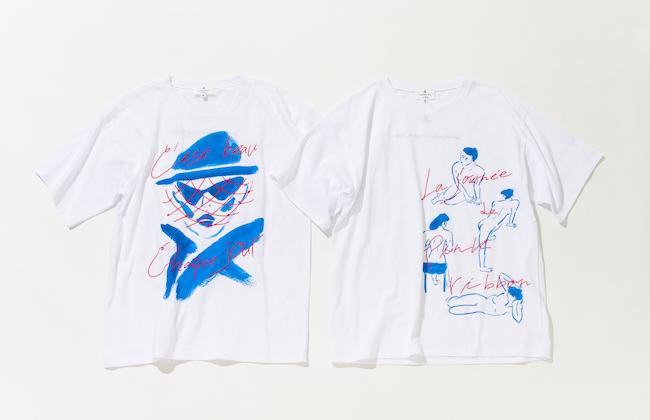 Tシャツ 各¥15,000