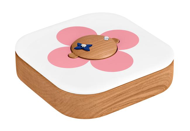 ボワット・ヴィヴィエンヌ 17.5×6×17.5cm ¥134,000