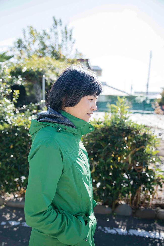 鴻池朋子近影