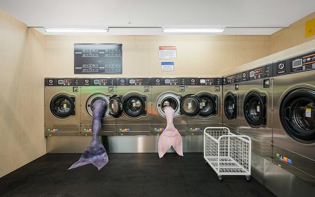 出展作品より、Olivia Erlanger『Ida, Ida, Ida!』(2020年)、「No Space, Just a Place」展示風景、大林美術館、ソウル(2020年)