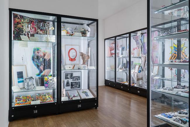 オルタナティブ・スペースTastehouseによる展示「TasteView Daelim Branch - Not for Sale」、「No Space, Just a Place」展示風景、大林美術館、ソウル(2020年)