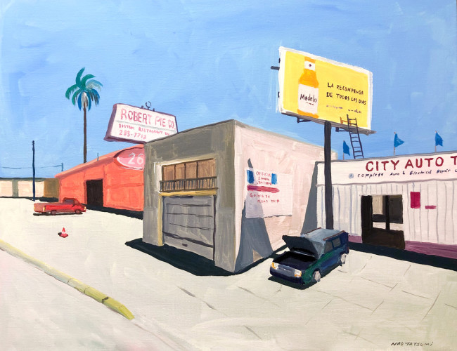 Street View Journey California02 ©️Nao Tatsumi  ¥85,000