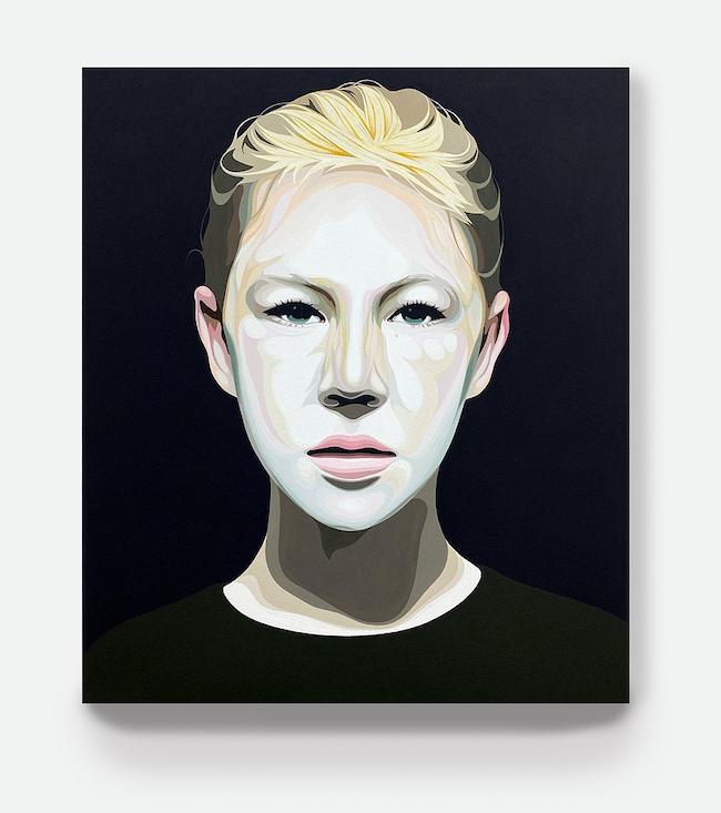 坪山斉 『Combine Portrait 006』