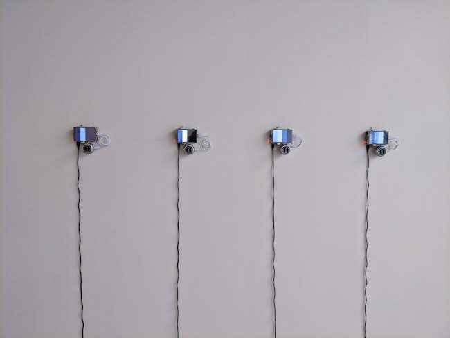 田所淳『Quartet (self-synchronized rhythm)』