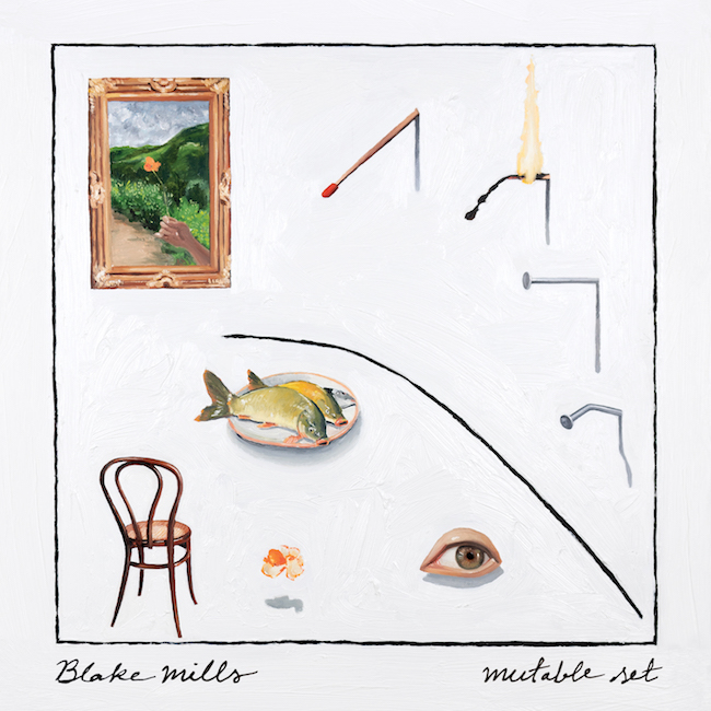 Blake Mills 『Mutable Set』(New Deal Records/Verve)