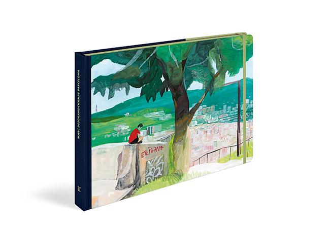 TRAVEL BOOK BARCELONA