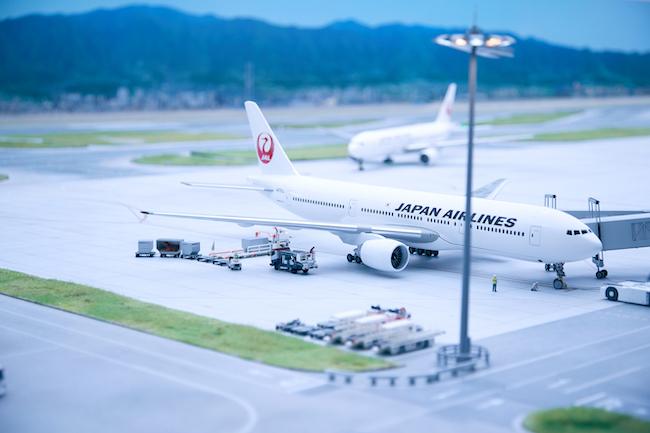 「関西国際空港エリア」より。 ©SMALL WORLDS