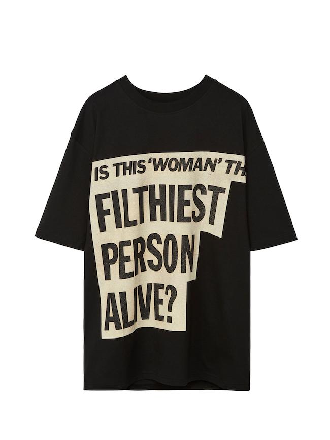 LOEWE DIVINE Tシャツ ¥29,700