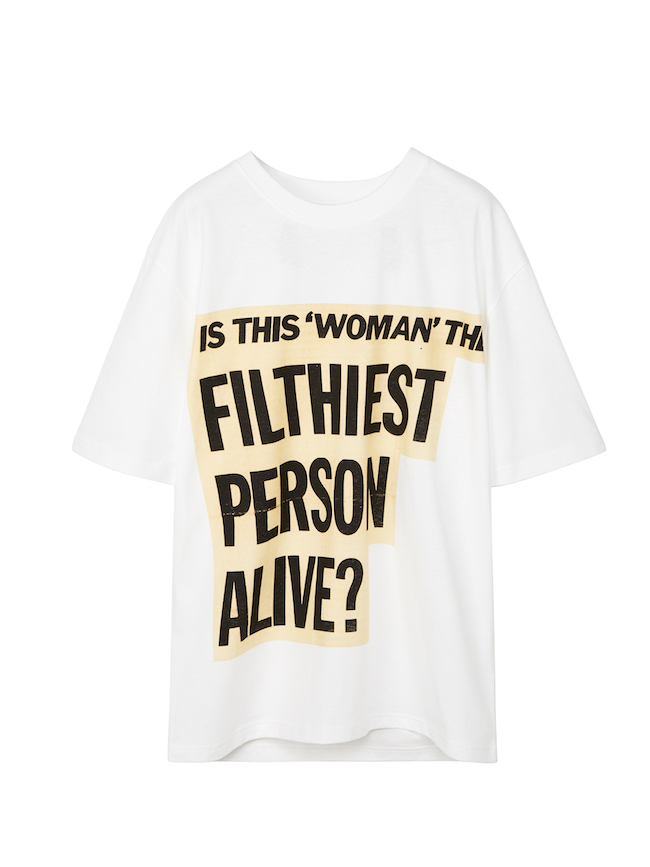 LOEVE DIVINE Tシャツ ¥29,700