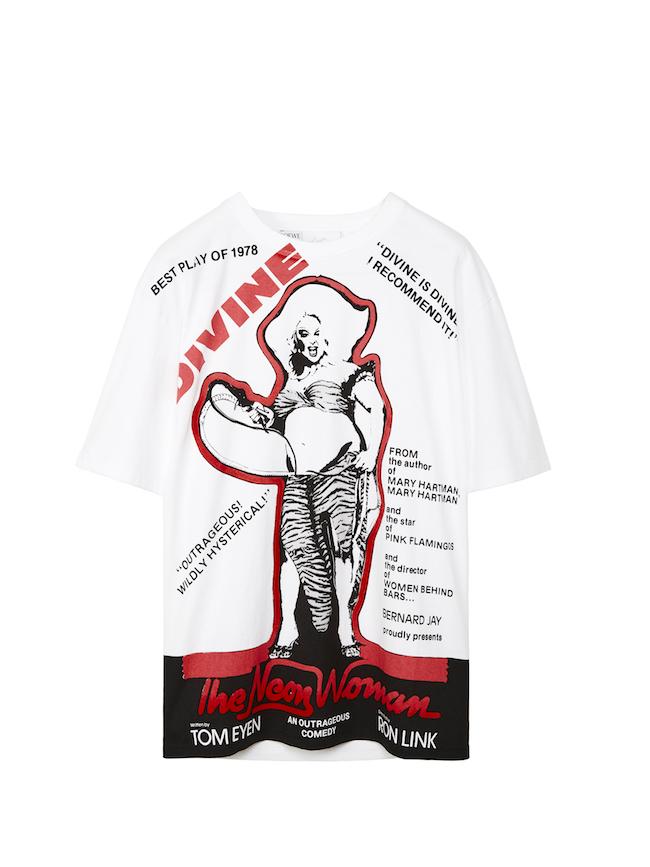 LOEWE DIVINE Tシャツ ¥41,800