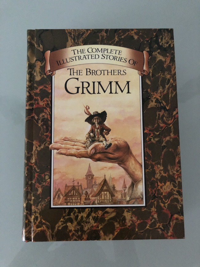 『The Complete Illustrated Stories of The Brothers Grimm』 by Jacob Grimm, Wilhelm Grimm  Illustrations by E.H. Wehnert (Chancellor Press)