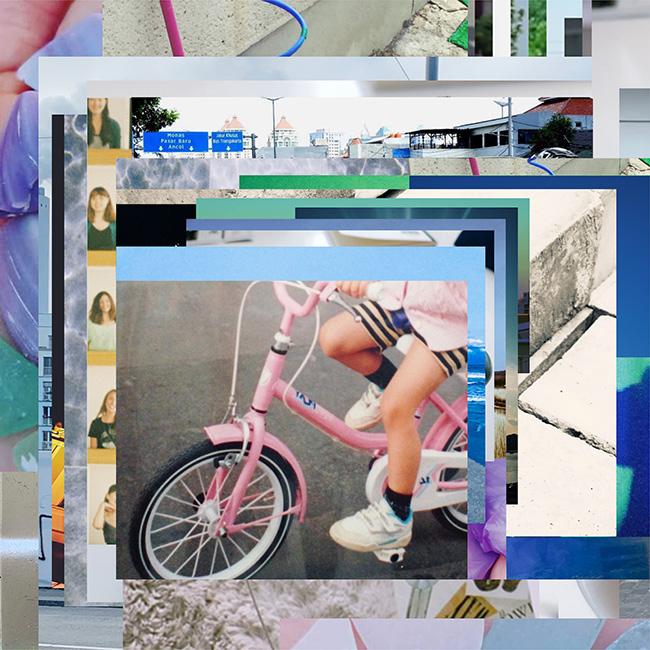 Maika Loubté『Ride My Bike』