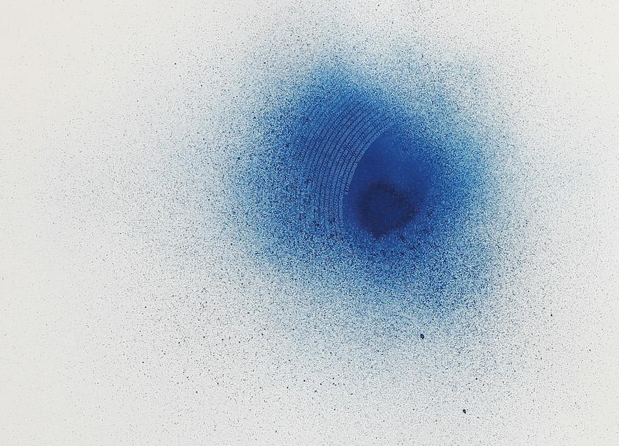 久門剛史『crossfades #4  diffusion』 部分(2020) © Tsuyoshi Hisakado Courtesy Ota Fine Arts