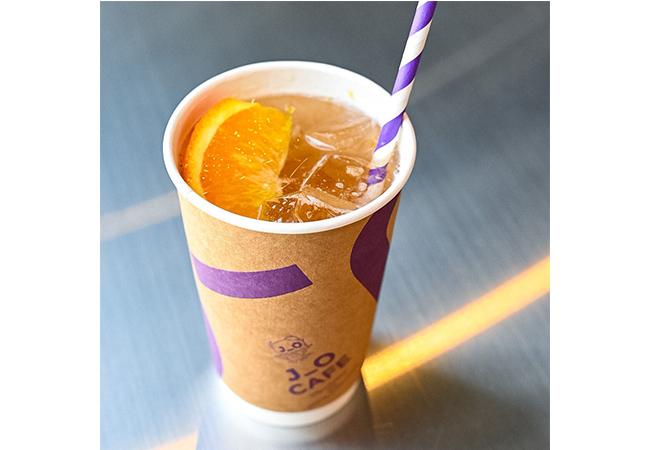 「ほうじ茶SPARKLING」¥550