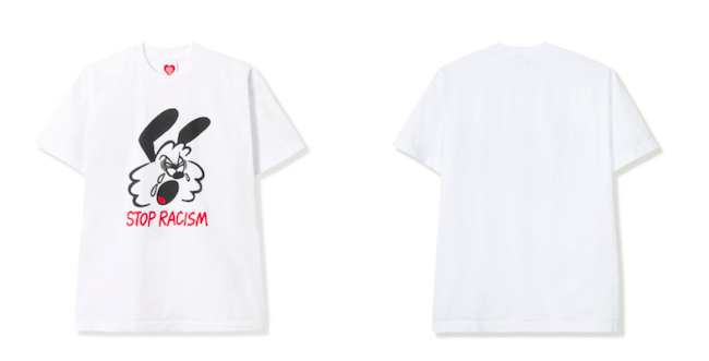 Girls Don't Cry 白Tシャツ 60ドル