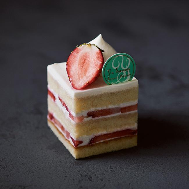 いちごのショートケーキ¥500