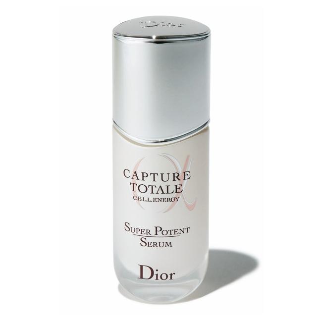 カプチュール トータル セル ENGY スーパー セラム [30ml] ¥16,000/Dior(パルファン・クリスチャン・ディオール 03-3239-0618)