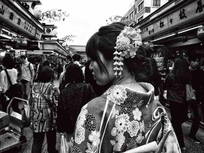 森山大道 『Senso-ji』 ©2020 Daido Moriyama Photo Foundation