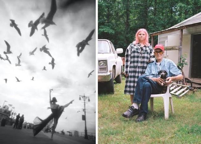 (左)©SARAI MARI (右)©Fumi Nagasaka