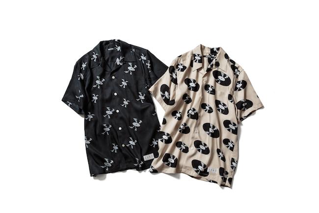 「WACKO MARIA×MINEDENIM Hawaiian Shirt」 各¥30,000