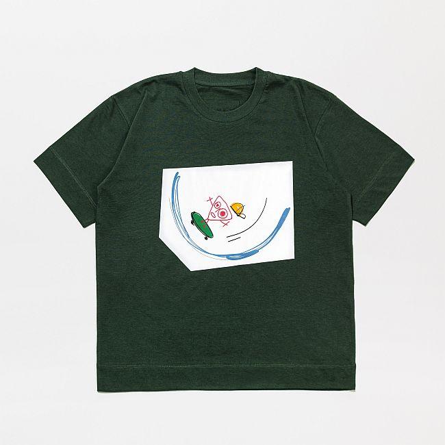 Tシャツ ¥13,000