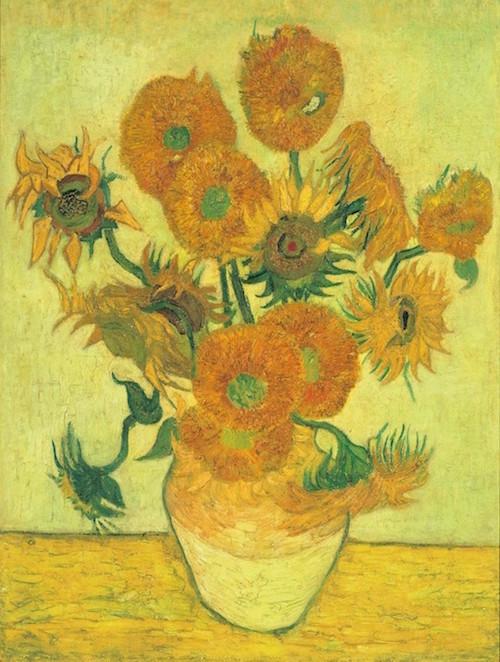 フィンセント・ファン・ゴッホ 『ひまわり』1888年 油彩・キャンヴァス 100.5×76.5cm