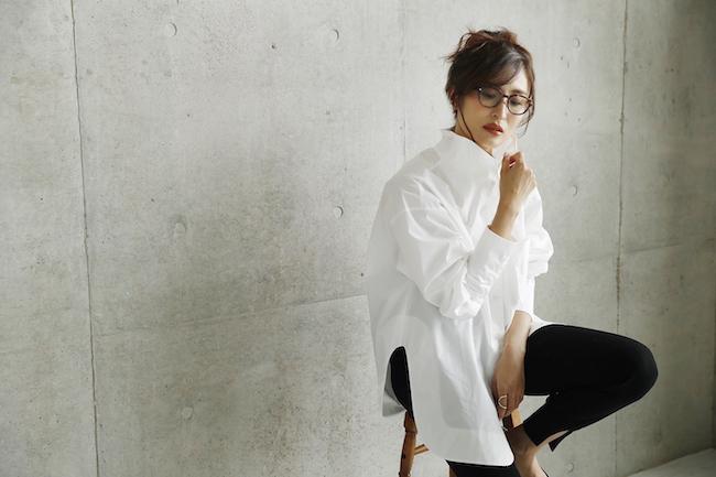 Ayaさんが昨年8月に立ち上げたファッションブランド「un number」。自身の本当に欲しい服に徹底的に向き合い、生み出されたシンプルで上質なデザインに定評がある。