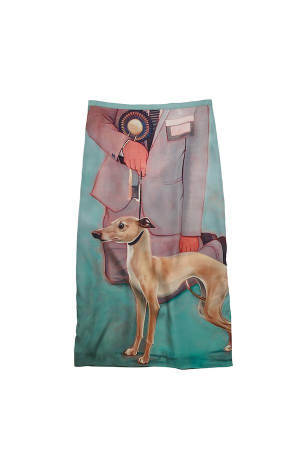 スカート ¥46,000