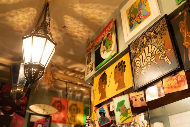 奥渋の隠れた名店「los Barbados」