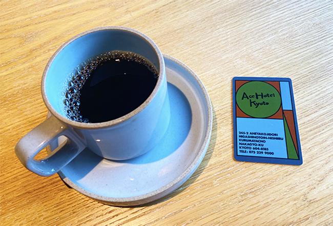 ルームキーカードのデザインも可愛いです。