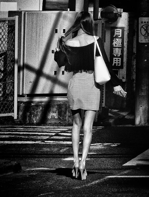 『記録』39号より 2018 ©Daido Moriyama Photo Foundation