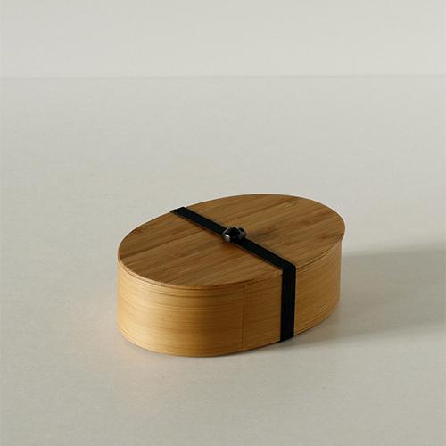 Bamboo Magewappa Lunch Box ¥6500
