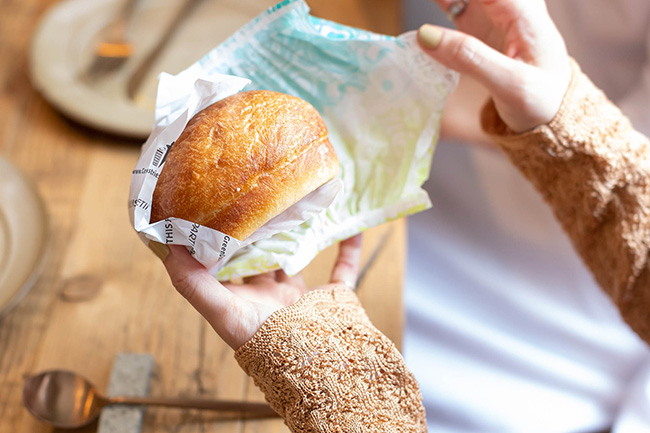 「風船パン」¥320