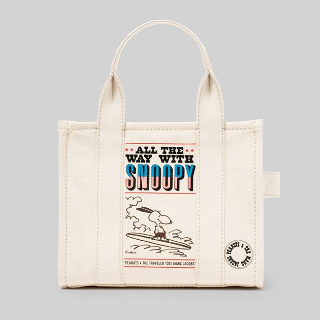 THE TOTE BAG PEANUTS AMERICANA ¥33,000 ※伊勢丹新宿店・阪急うめだ本店先行販売