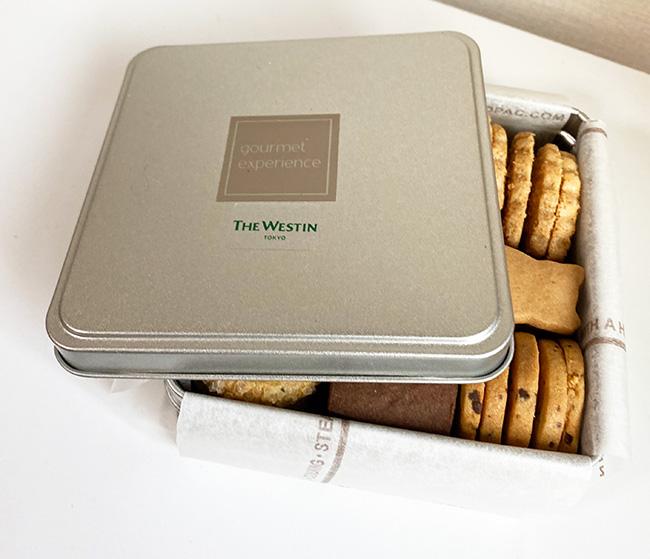 ホテルメイドクッキーアソート ¥3,600