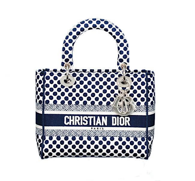 バッグ(W24×H20×D11cm) ¥480,000/Dior(クリスチャン ディオール 0120-02-1947)