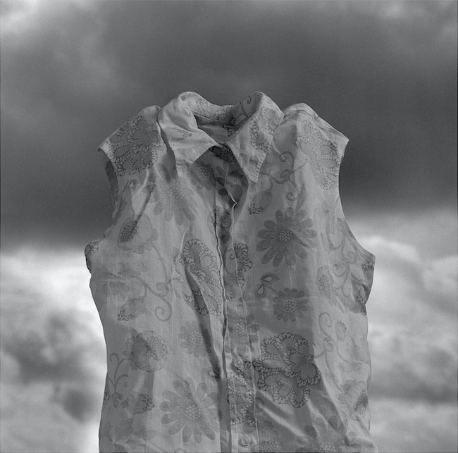 オノデラユキ 『Portrait of Second-hand Clothes No.01』 (1994年)