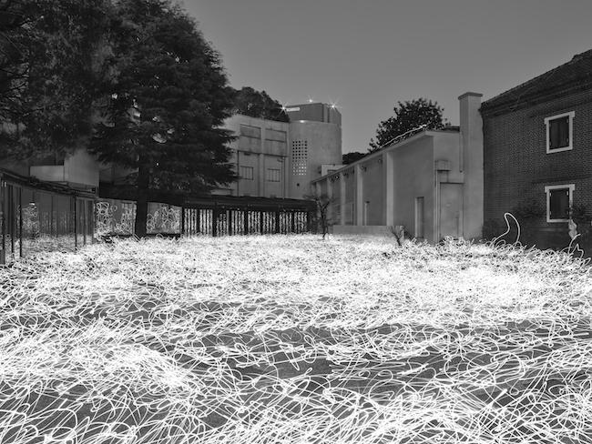 佐藤時啓 『光-呼吸』 (2020年) ©Tokihiro Sato