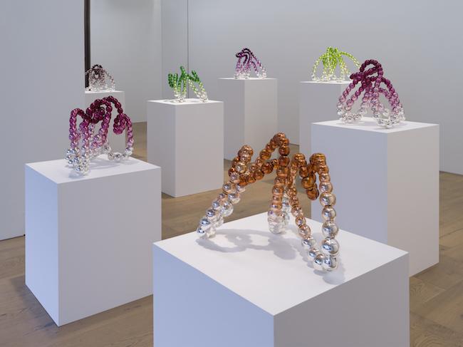 View of the exhibition 「夢路 – Dream Road」 at Perrotin Tokyo(2020) Photographer: Kei Okano. Courtesy of Perrotin