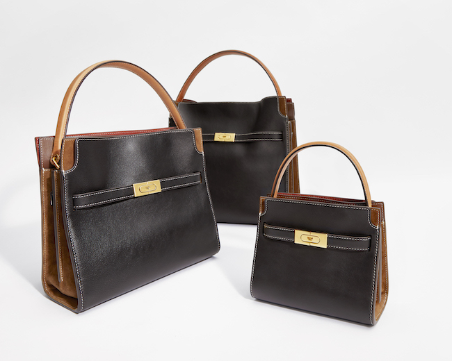 Lee Radziwill Small Double Bag/リー ラジウィル スモール ダブルバッグ ¥128,000、リー ラジウィル ダブルバッグ ¥143,000、リー ラジウィル プチ ダブルバッグ ¥86,000