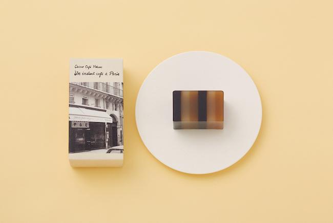 カカオ珈琲羊羹『昼下がりのカフェ』¥2,000