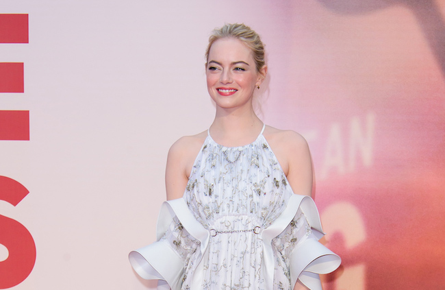 Emma Stone attends the 'Battle of the sexes' premiere on the 7th October at Odeon Leicester Square, London, United Kingdom. BANG MEDIA INTERNATIONAL FAMOUS PICTURES 28 HOLMES ROAD LONDON NW5 3AB UNITED KINGDOM tel +44 (0) 20 7485 1005 e-mail pictures@famous.uk.com www.famous.uk.com JHMH10154