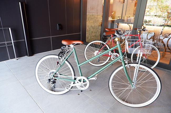 自転車はtokyobike